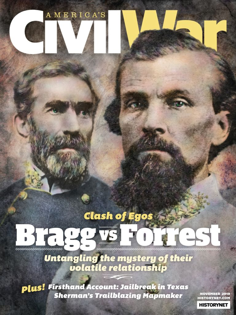 America's Civil War – November 2019