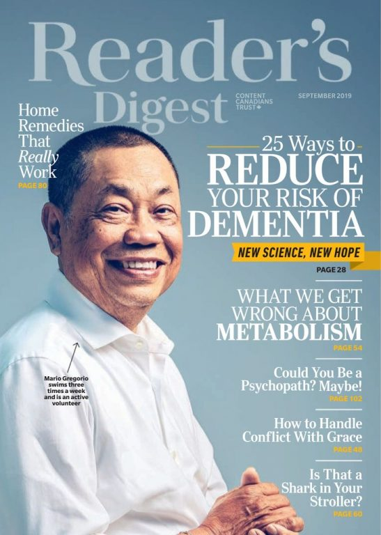 Reader's Digest Canada – September 2019