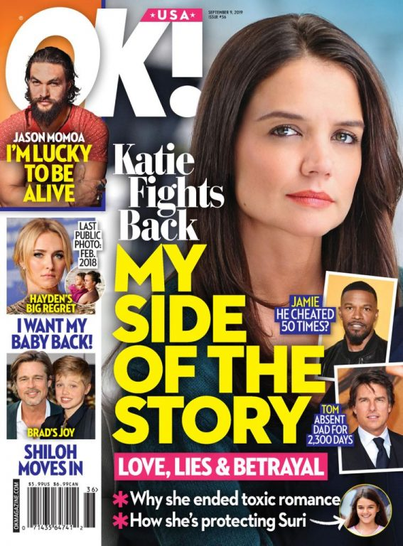 OK! Magazine USA – September 09, 2019
