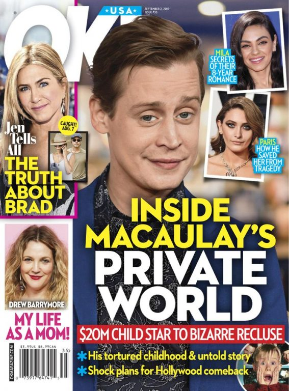 OK! Magazine USA – September 02, 2019