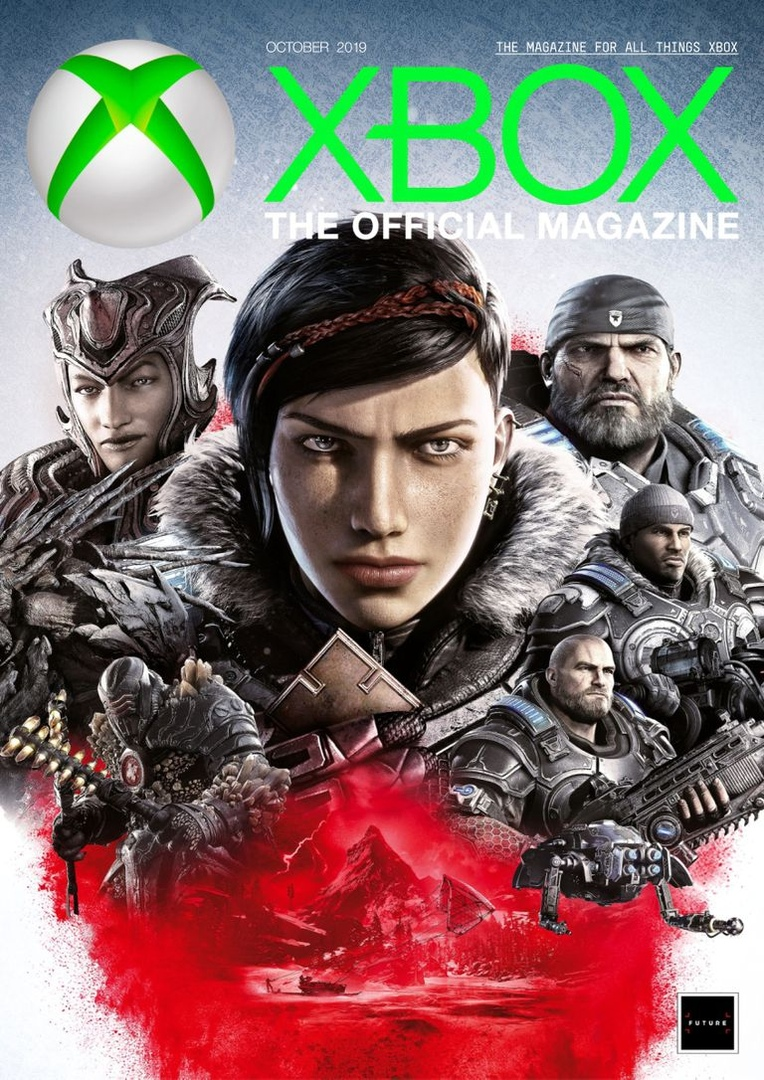 Official Xbox Magazine USA – October 2019