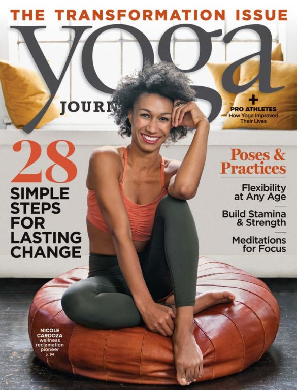Yoga Journal USA – September 2019