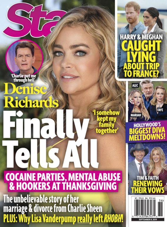 Star Magazine USA – September 09, 2019