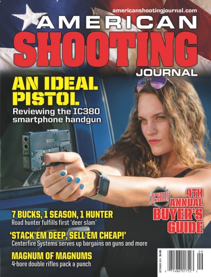 American Shooting Journal – September 2019