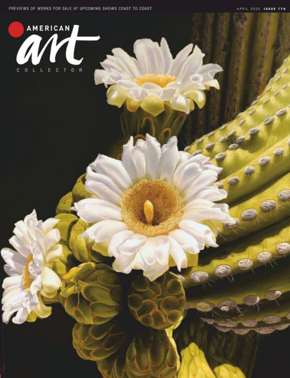 American Art Collector – April 2020