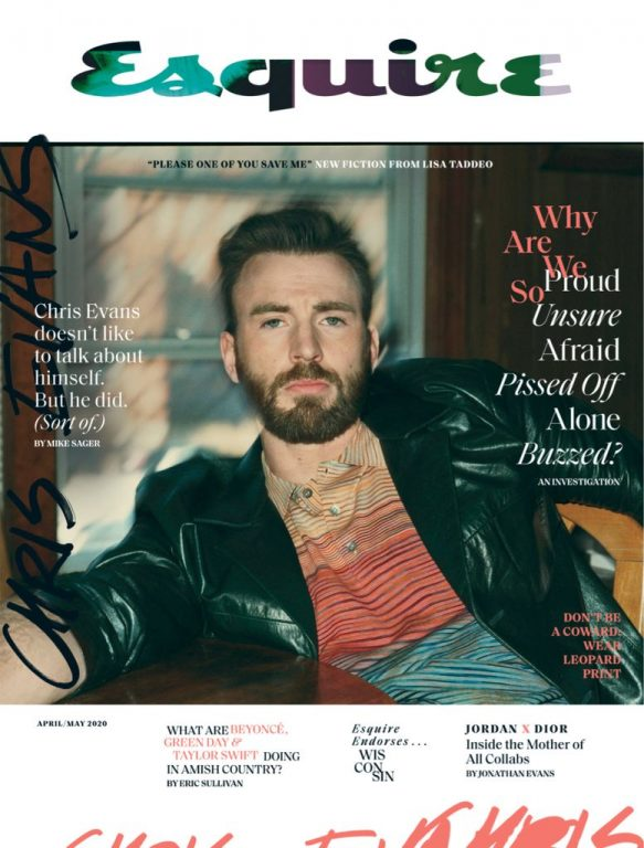 Esquire USA – April 2020