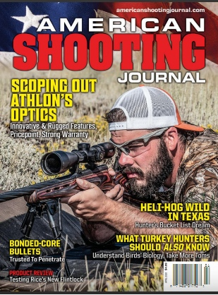 American Shooting Journal – April 2020