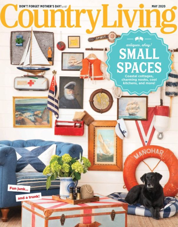 Country Living USA – May 2020