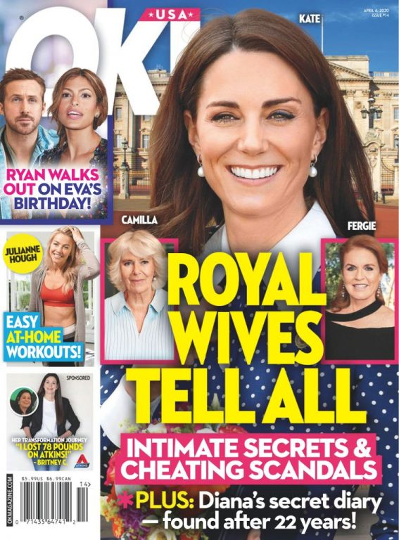 OK! Magazine USA – April 06, 2020