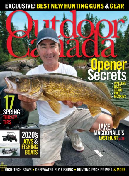 Outdoor Canada – May-June 2020