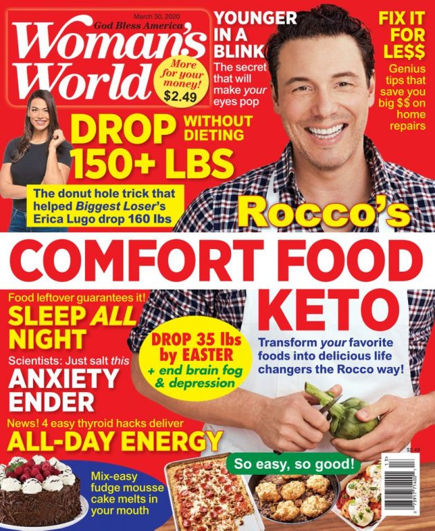 Woman's World USA – March 30, 2020