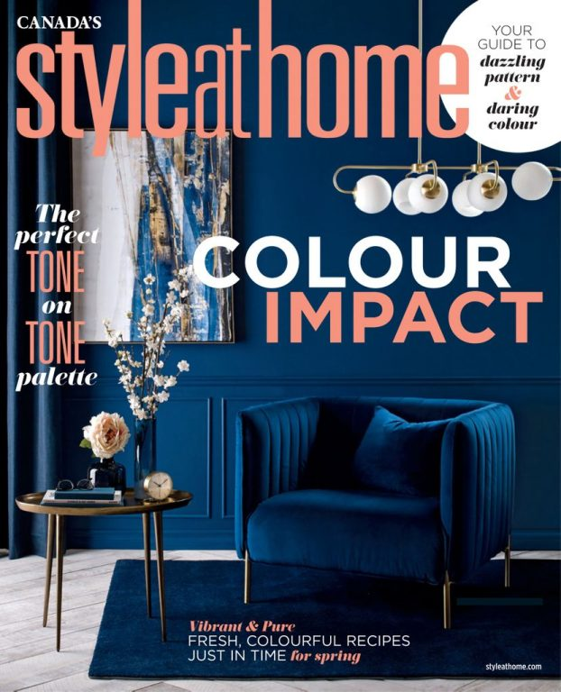 Style At Home Canada – April 2020