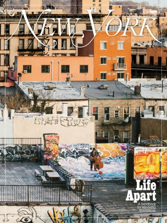 New York Magazine – March 30, 2020