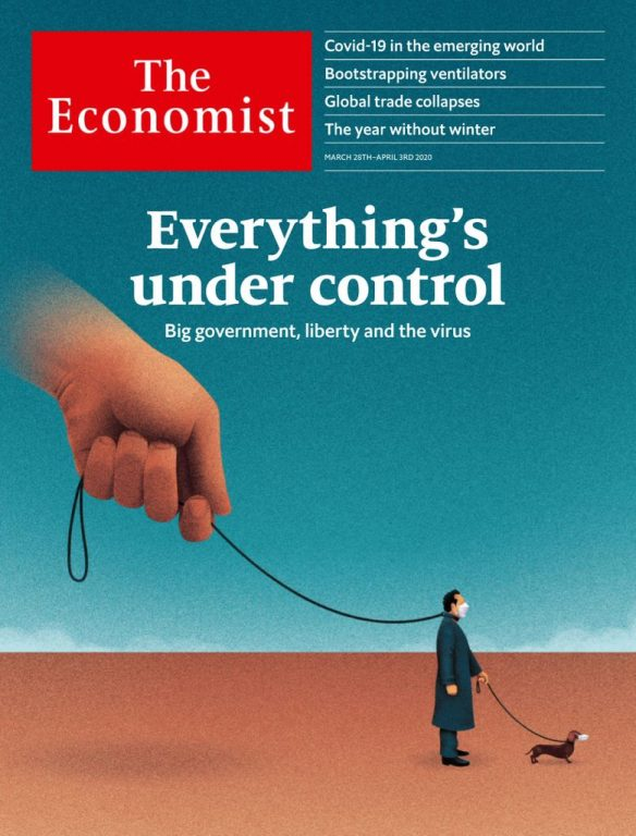 The Economist Latin America – 28 March 2020