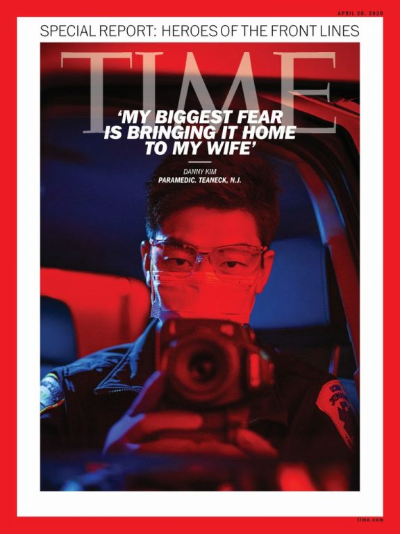 Time USA – April 20, 2020