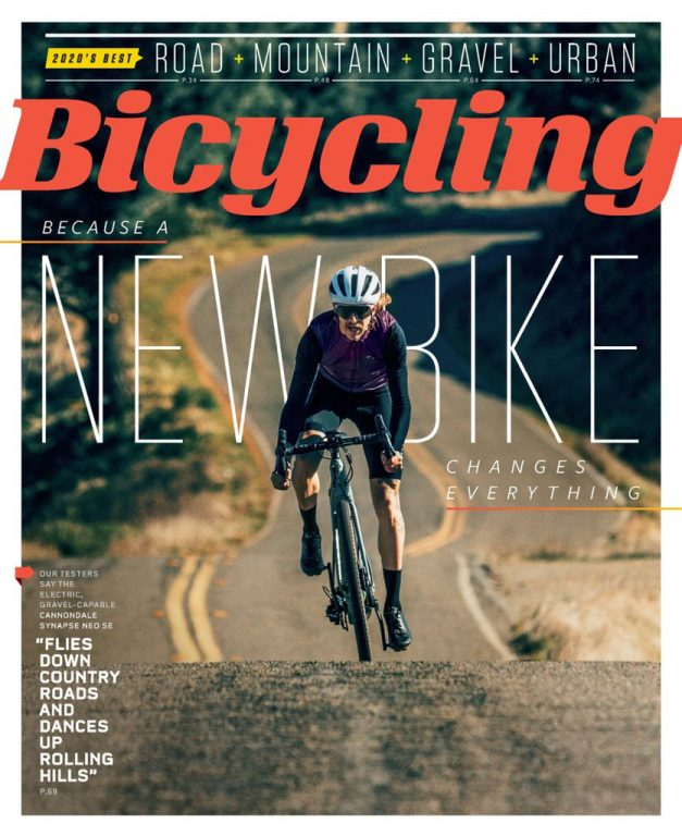 Bicycling USA – March 2020