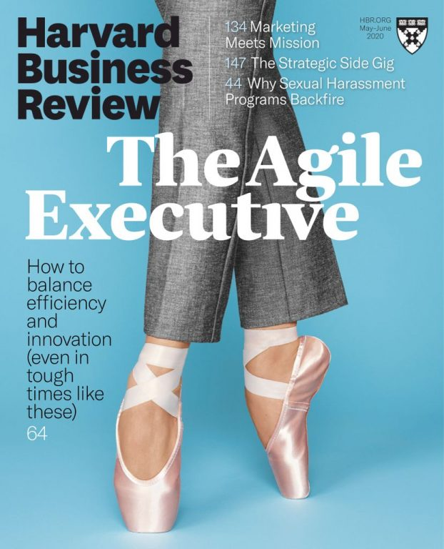 Harvard Business Review USA – May-June 2020