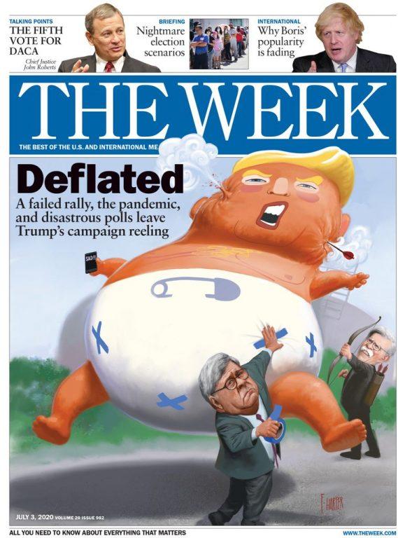 The Week USA – July 11, 2020