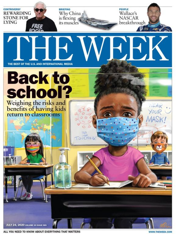 The Week USA – August 01, 2020