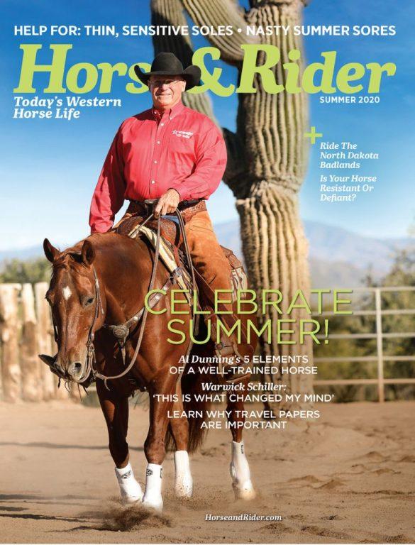 Horse & Rider USA – May 2020