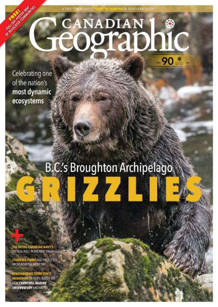 Canadian Geographic – March-April 2020