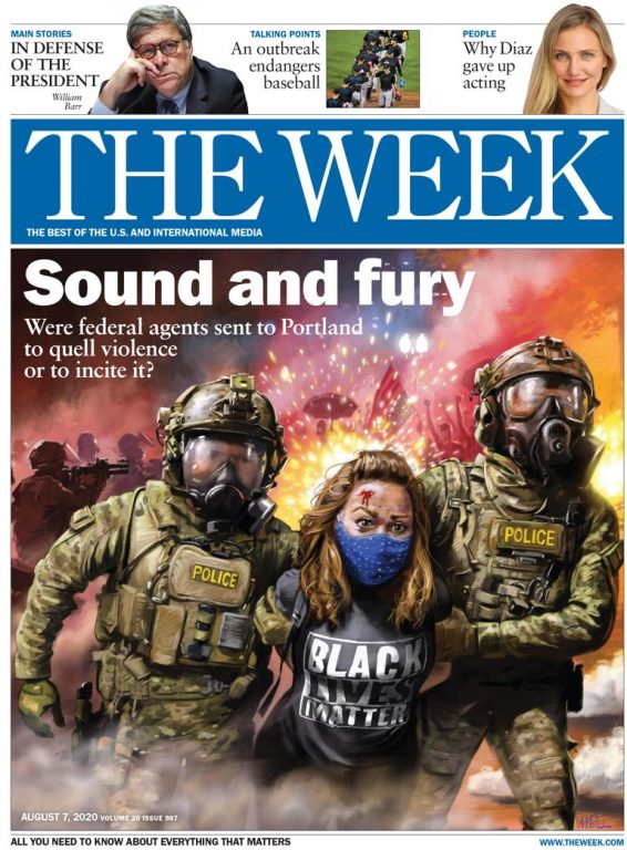 The Week USA – August 15, 2020