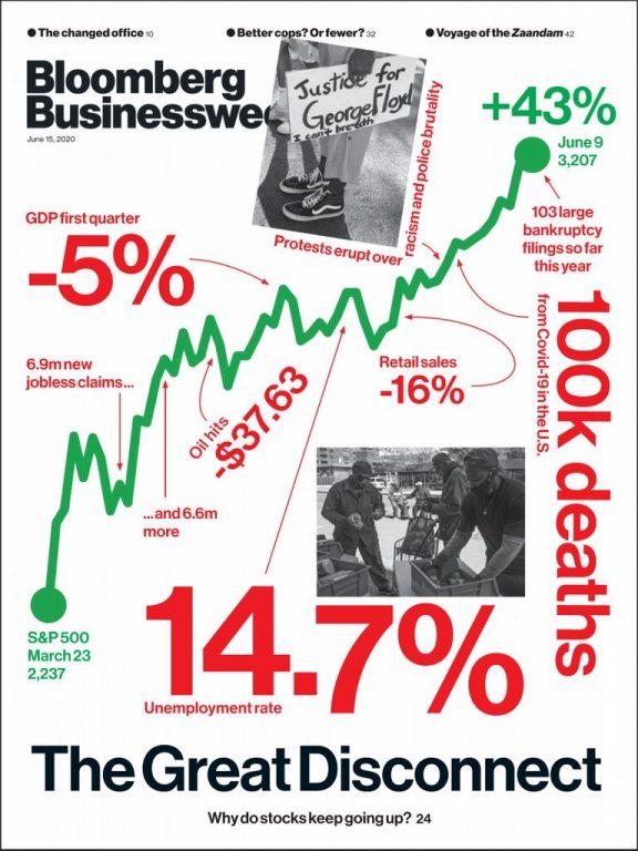 Bloomberg Businessweek USA – June 15, 2020