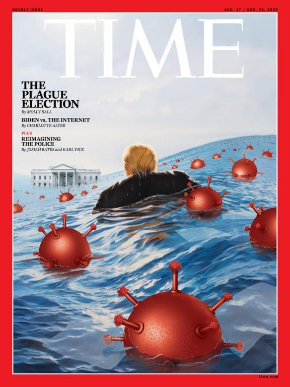 Time USA – August 17, 2020