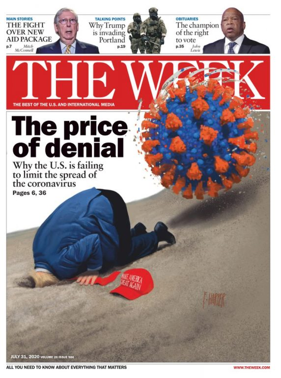 The Week USA – August 08, 2020