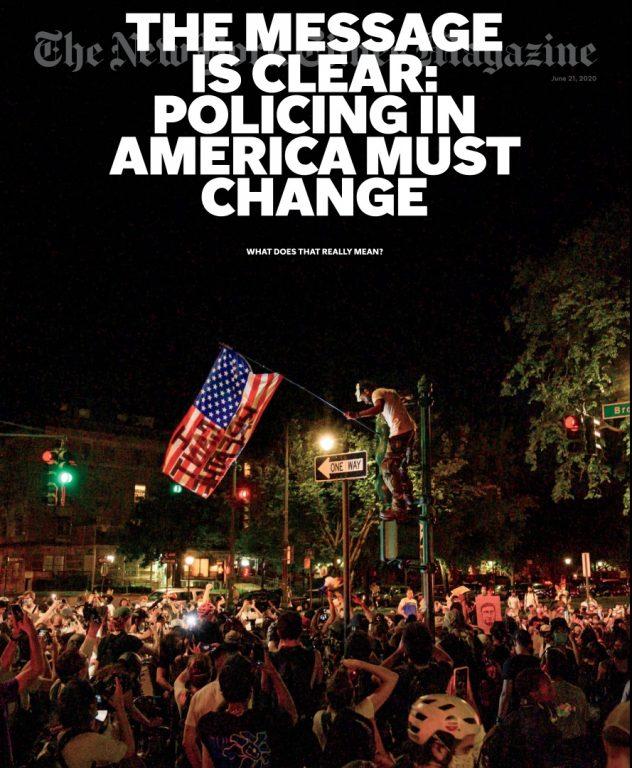 The New York Times Magazine – 21 June 2020